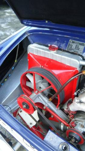 Skoda 1000, 5/1965 For Sale (picture 6 of 6)