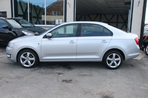 2015 SKODA RAPID 1.2 ELEGANCE TSI 5DR SOLD (picture 2 of 6)