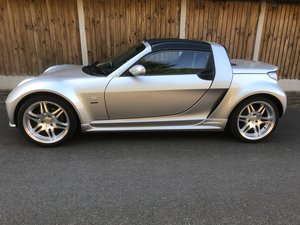 2007 SMART BRABUS ROADSTER XCLUSIVE 4100MLS FSH