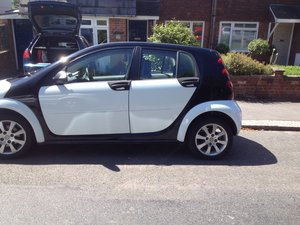 2006 Smart ForFour Cool One