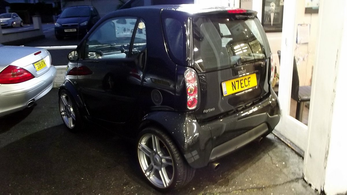 2005 SMART FOR TWO PURE 61 AUTO 3 DOOR COUPE SOLD (picture 3 of 3)
