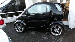2005 SMART FOR TWO PURE 61 AUTO 3 DOOR COUPE SOLD