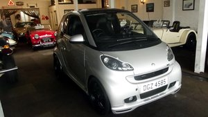 2009 SMART BRABUS Xclusive MERCEDES FORTWO 3 DOOR AUTO TIPTRONIC SOLD