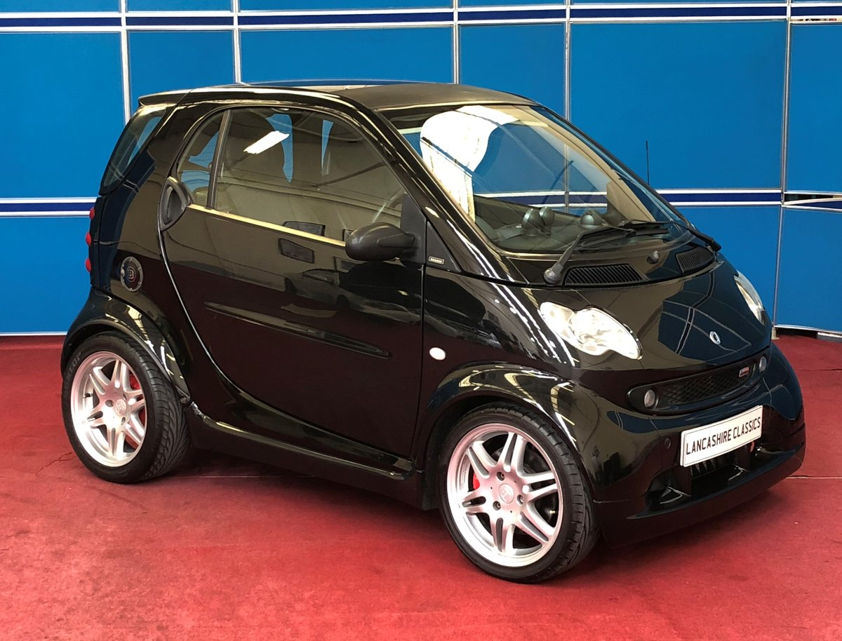 2006 Smart FourTwo Brabus Coupe  For Sale (picture 1 of 6)