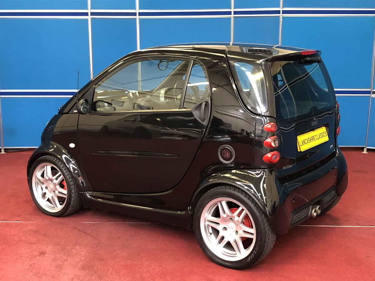 2006 Smart FourTwo Brabus Coupe  For Sale (picture 3 of 6)
