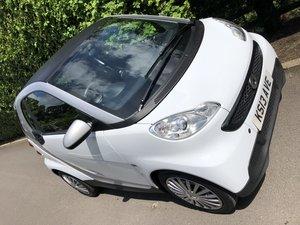 2013 Smart Fortwo Auto Xero Road Tax For Sale