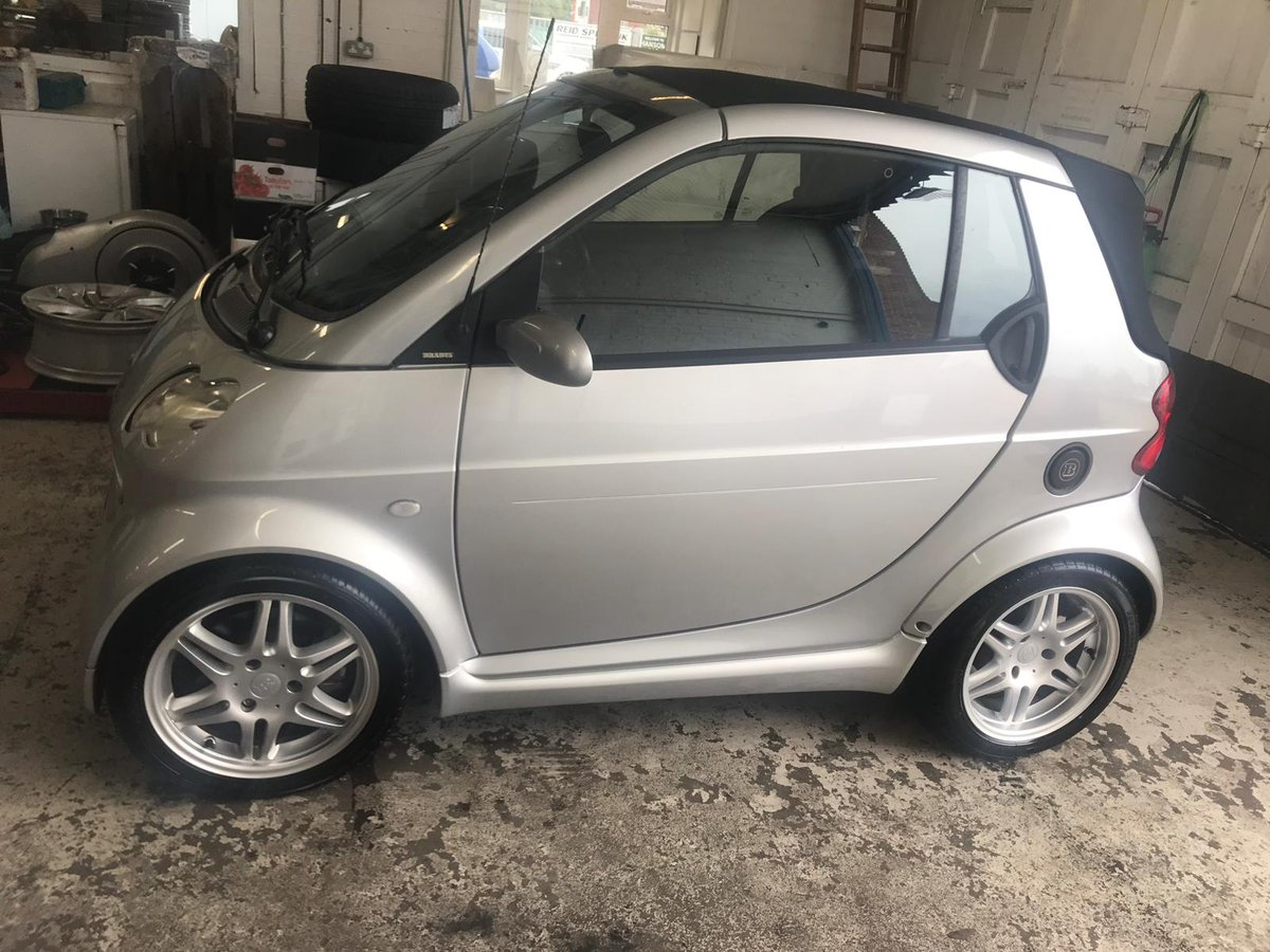 2004 Smart Brabus SOLD (picture 1 of 6)