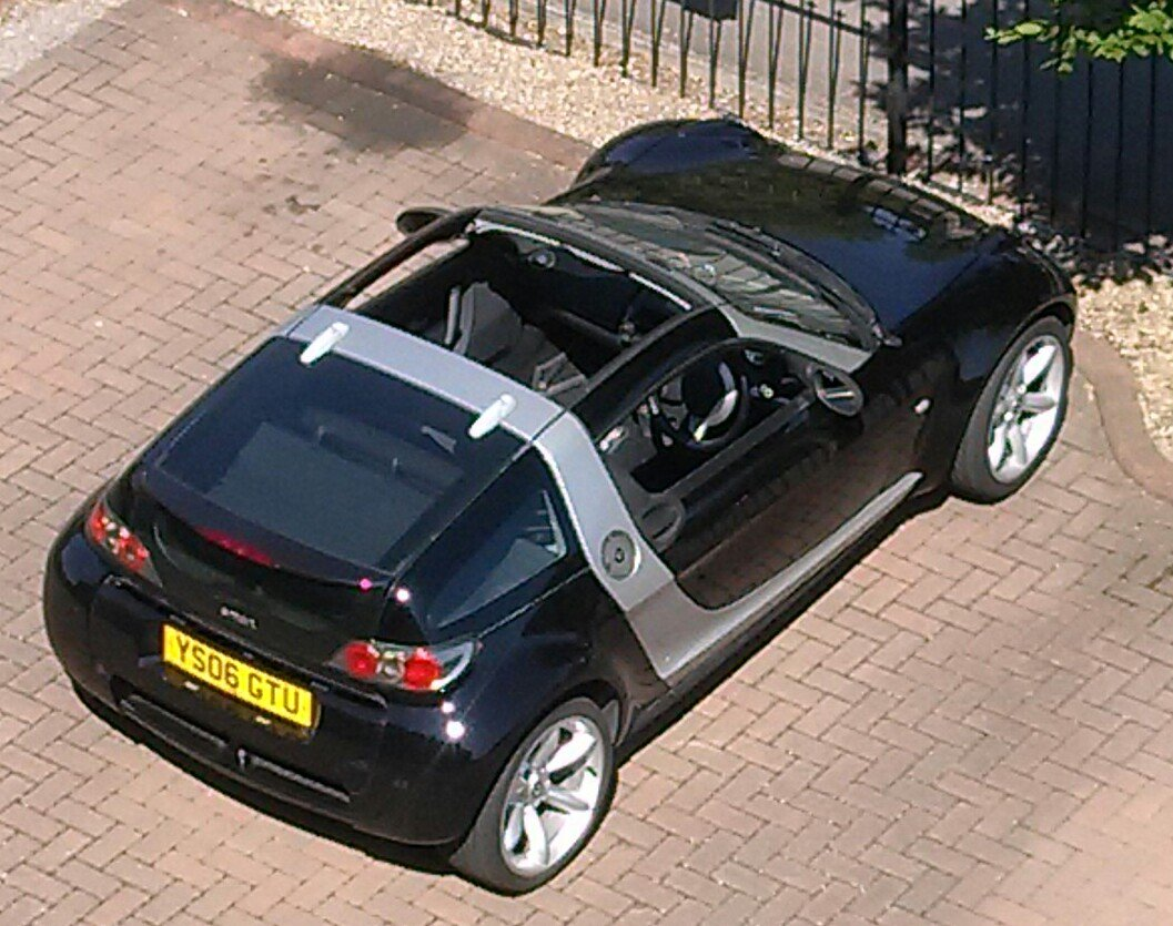 2006 Smart Roadster for spares or repair SOLD (picture 2 of 2)