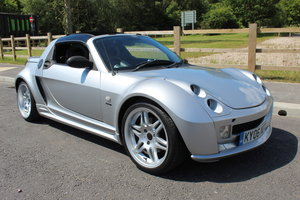2006 Smart Roadster Brabus Exclusive 72,000 miles with FSH  SOLD