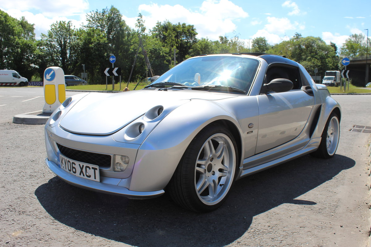2006 Smart Roadster Brabus Exclusive 72,000 miles with FSH  SOLD (picture 2 of 6)