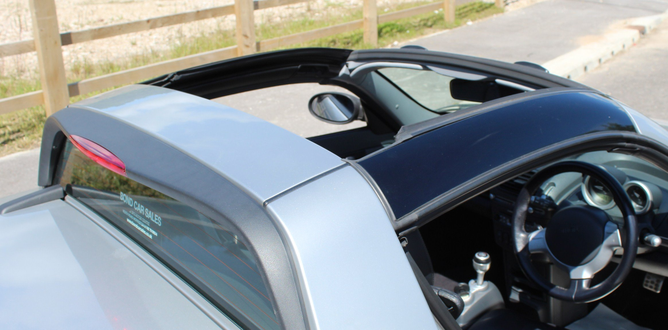 2006 Smart Roadster Brabus Exclusive 72,000 miles with FSH  SOLD (picture 6 of 6)