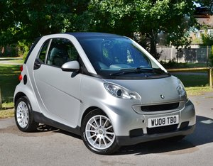 2008 Smart Fortwo Passion 1 owner, just 15,000 from new SOLD