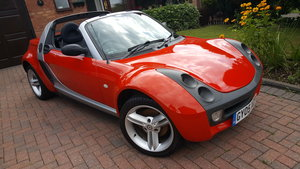 2005 Smart roadster light [the dry one]