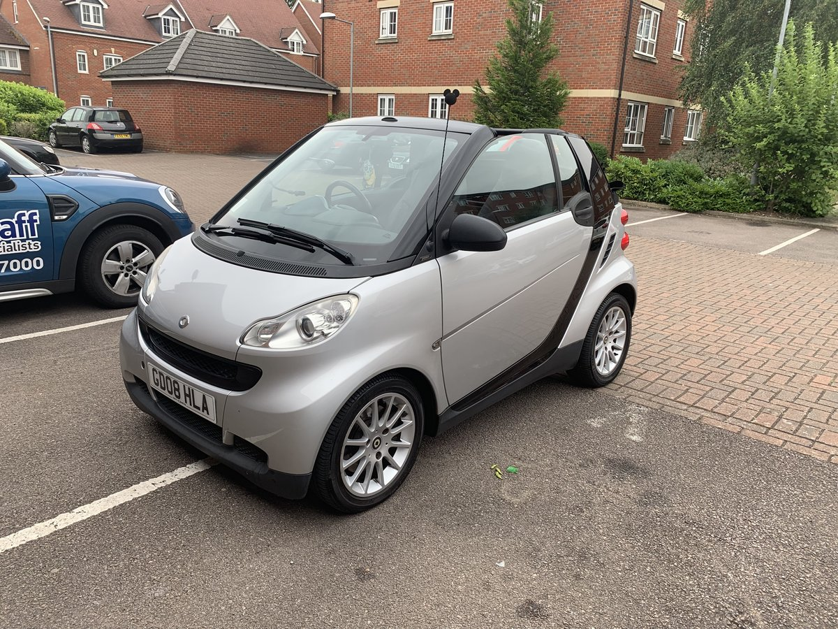 2008 Fabulous little smart car For Sale (picture 3 of 6)
