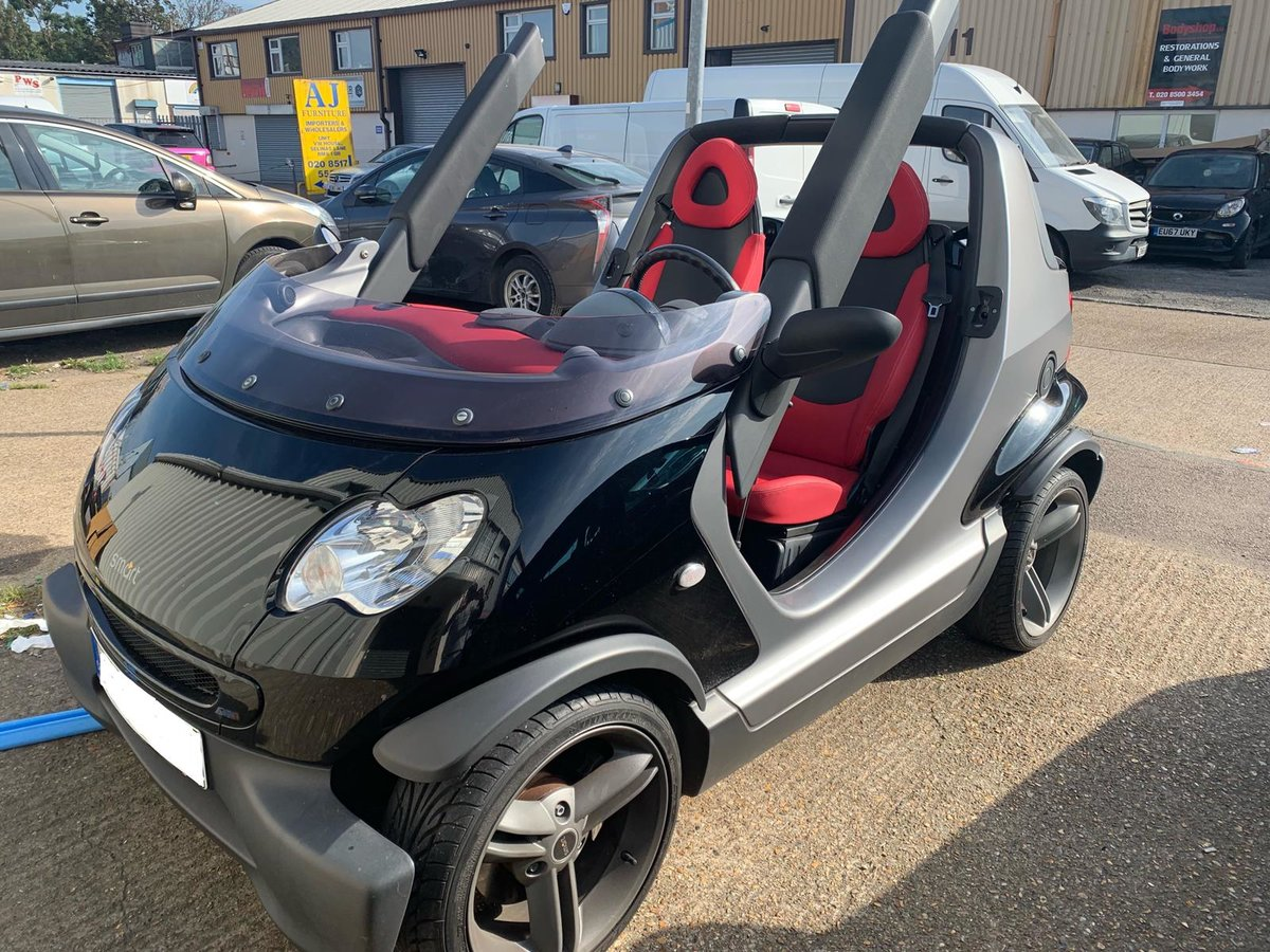 2005 Smart Crossblade Fortwo For Sale (picture 1 of 6)