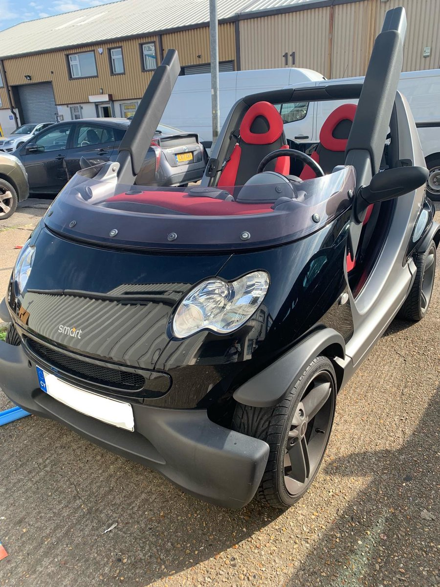 2005 Smart Crossblade Fortwo For Sale (picture 2 of 6)