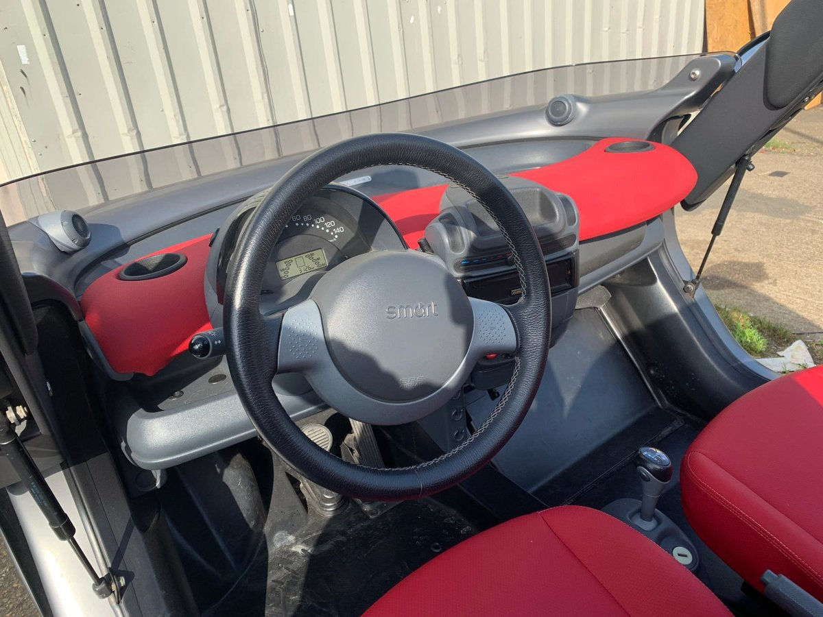 2005 Smart Crossblade Fortwo For Sale (picture 3 of 6)