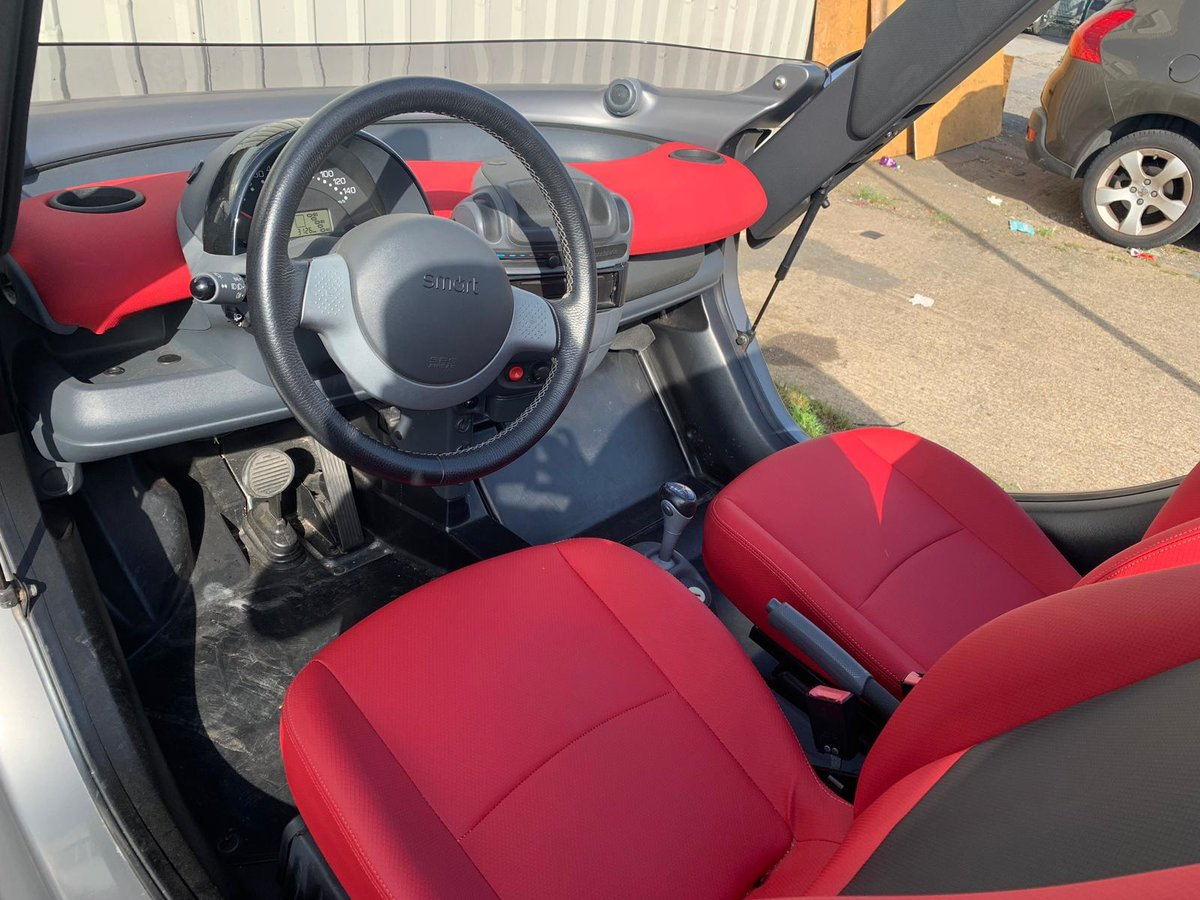 2005 Smart Crossblade Fortwo For Sale (picture 4 of 6)