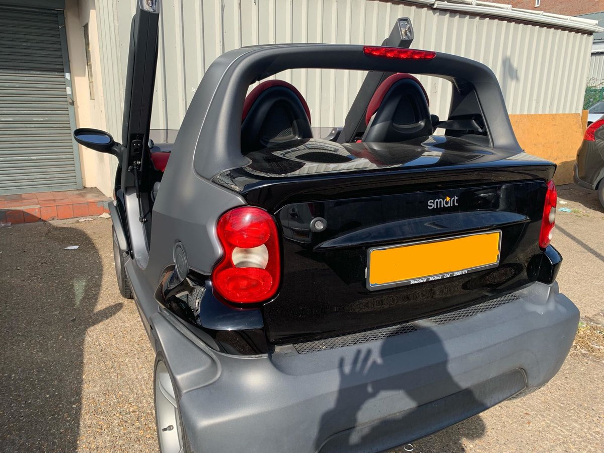 2005 Smart Crossblade Fortwo For Sale (picture 5 of 6)