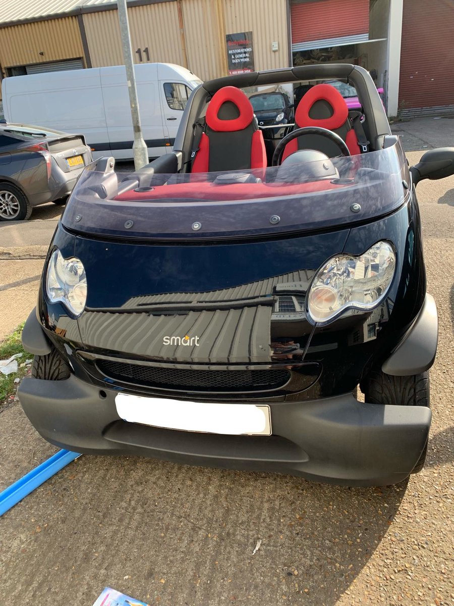 2005 Smart Crossblade Fortwo For Sale (picture 6 of 6)
