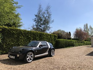 2007 Smart Roadster Coupe Finale Edition 34k miles