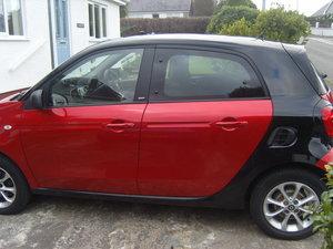 2017 Smart Car 4 door
