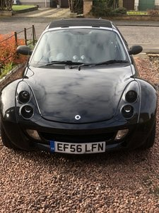 2006 Smart Roadster xclusive Finale Edition A coupe, MO