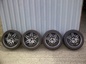 Picture of 2008 Brabus Monoblock Alloys+Tyres 16/17 SOLD