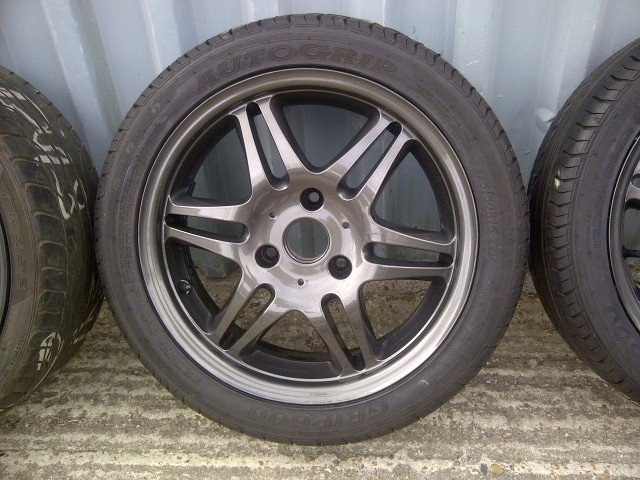 2008 Brabus Monoblock Alloys+Tyres 16/17 For Sale (picture 3 of 6)