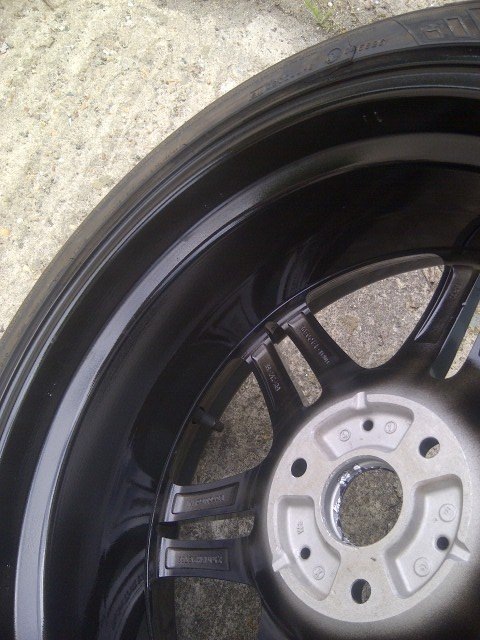 2008 Brabus Monoblock Alloys+Tyres 16/17 For Sale (picture 6 of 6)