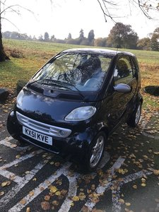 2002 Smart for two Passion automatic Left hand drive LHD A/C