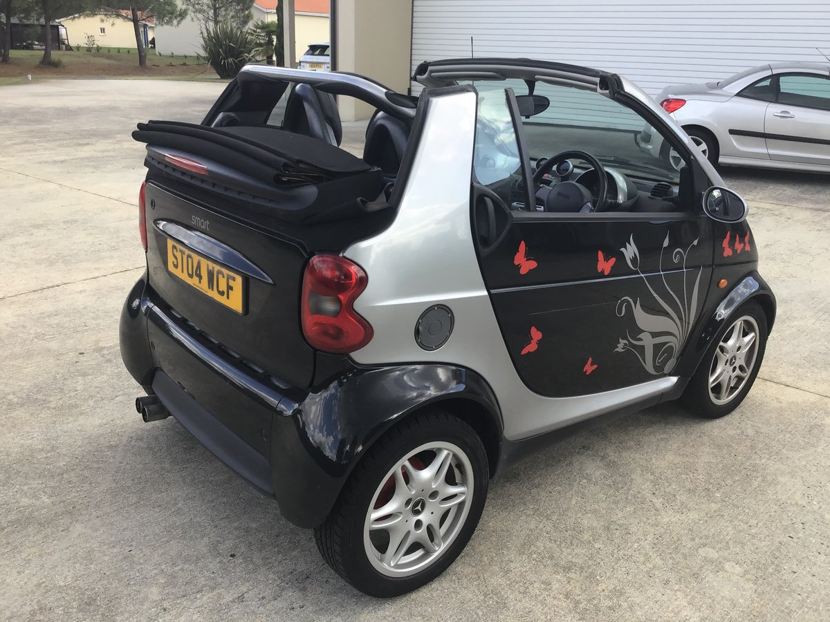 2004 Smart Convertable For Sale (picture 1 of 6)