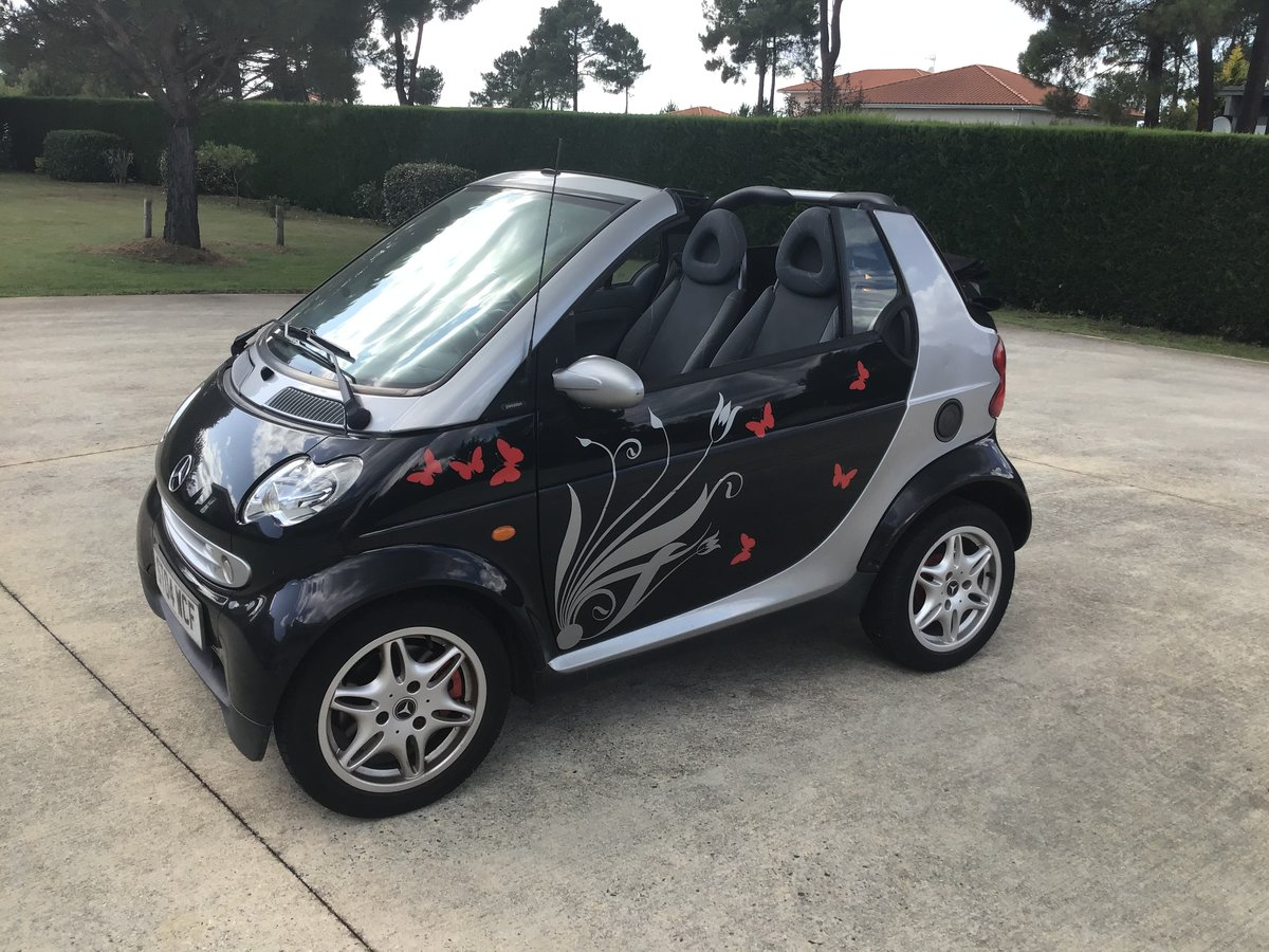 2004 Smart Convertable For Sale (picture 2 of 6)