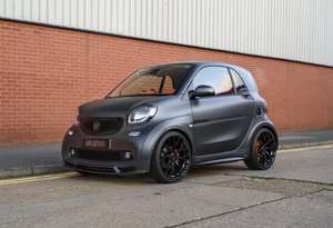 2017 Brabus Smart Ultimate 125 (LHD) For Sale