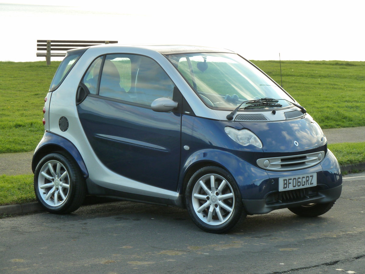 2006 SMART 0.7 FORTWO PASSION 2DR SEMI AUTO SOFT TOUCH  SOLD (picture 1 of 6)