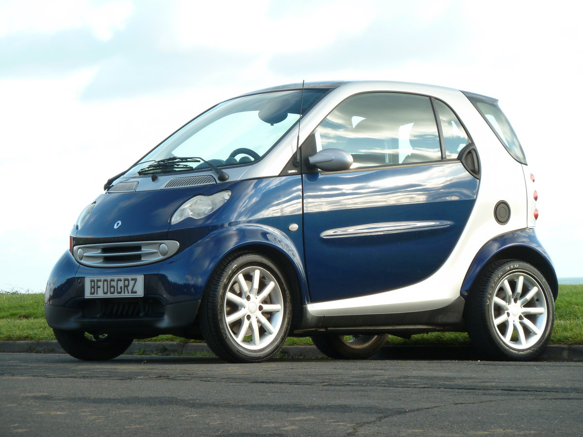 2006 SMART 0.7 FORTWO PASSION 2DR SEMI AUTO SOFT TOUCH  SOLD (picture 2 of 6)