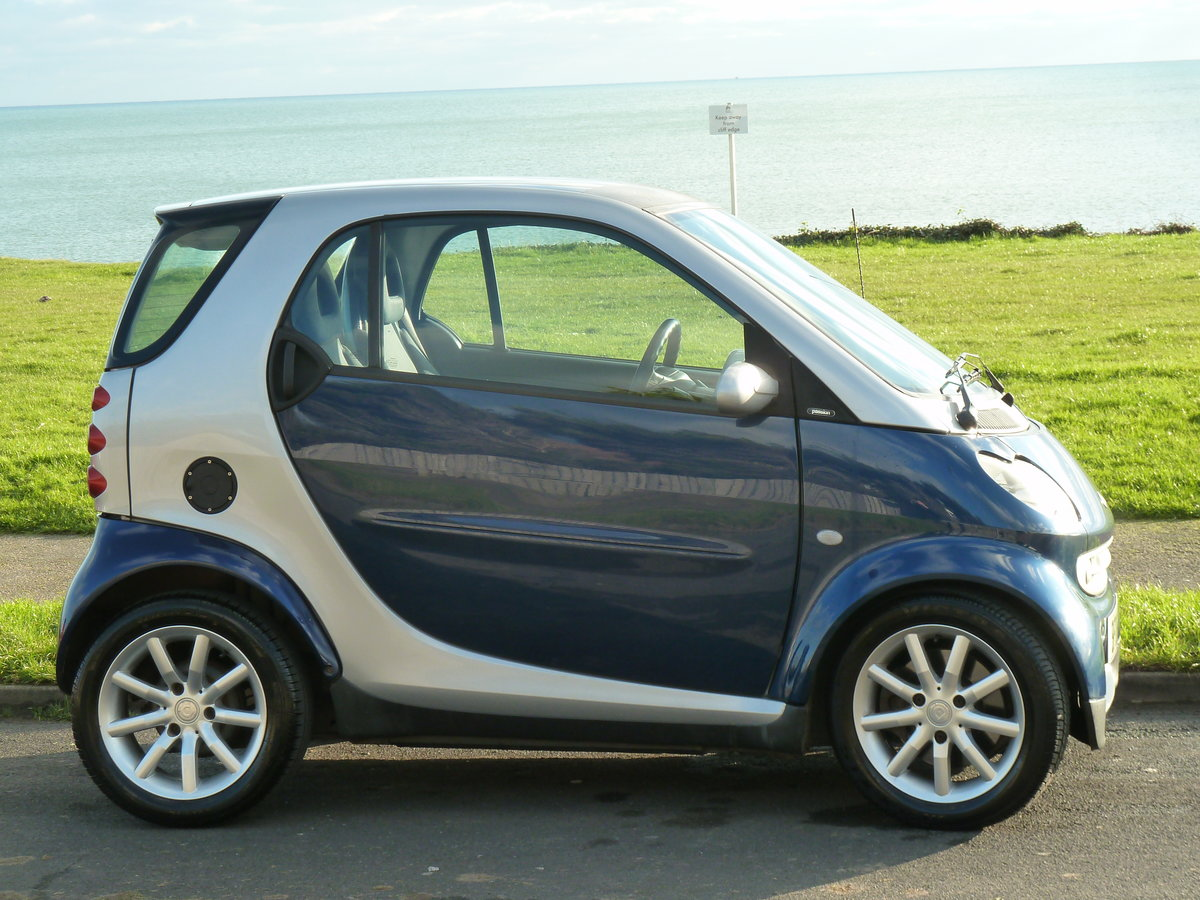 2006 SMART 0.7 FORTWO PASSION 2DR SEMI AUTO SOFT TOUCH  SOLD (picture 3 of 6)