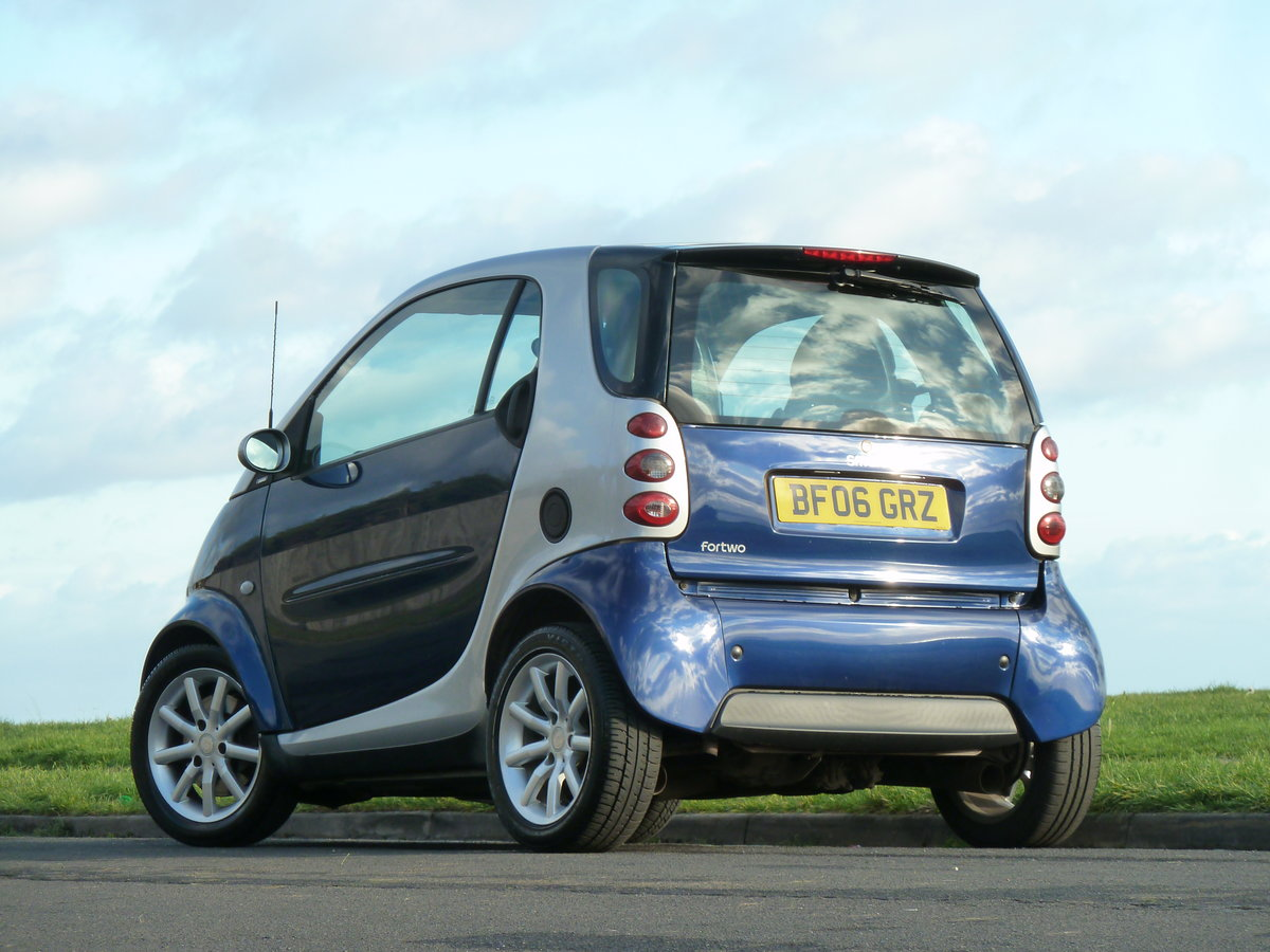 2006 SMART 0.7 FORTWO PASSION 2DR SEMI AUTO SOFT TOUCH  SOLD (picture 6 of 6)
