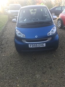2009 Smart Fortwo Coupe diesel