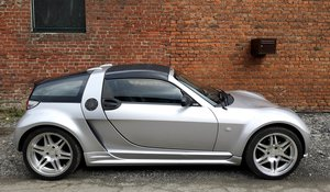 2004 Smart Roadster Brabus Coupe RHD 64k miles
