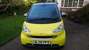2008 Smart Cabriolet 'Passion' For Two For Sale