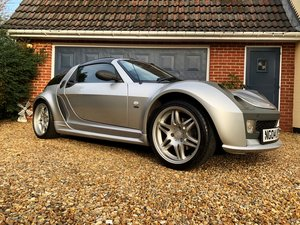 2004 Smart Roadster 0.7 Brabus Edition Coupe-