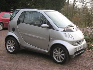 2006 SMART Fourtwo Passion, LHD, 1 Owner, FSH, 39500 km For Sale