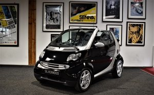 2002 Smart Car  SMART & PASSION SOFTTOUCH (RHD)