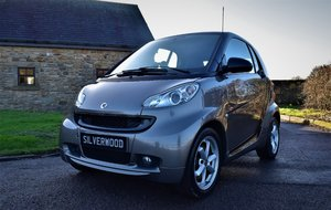 2011 Smart Car Fortwo Coupe PULSE CDI MPG PLUS!!!!!!!!!!