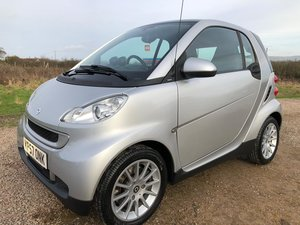 2007 Smart Fortwo Passion Full serv.history excellent cond