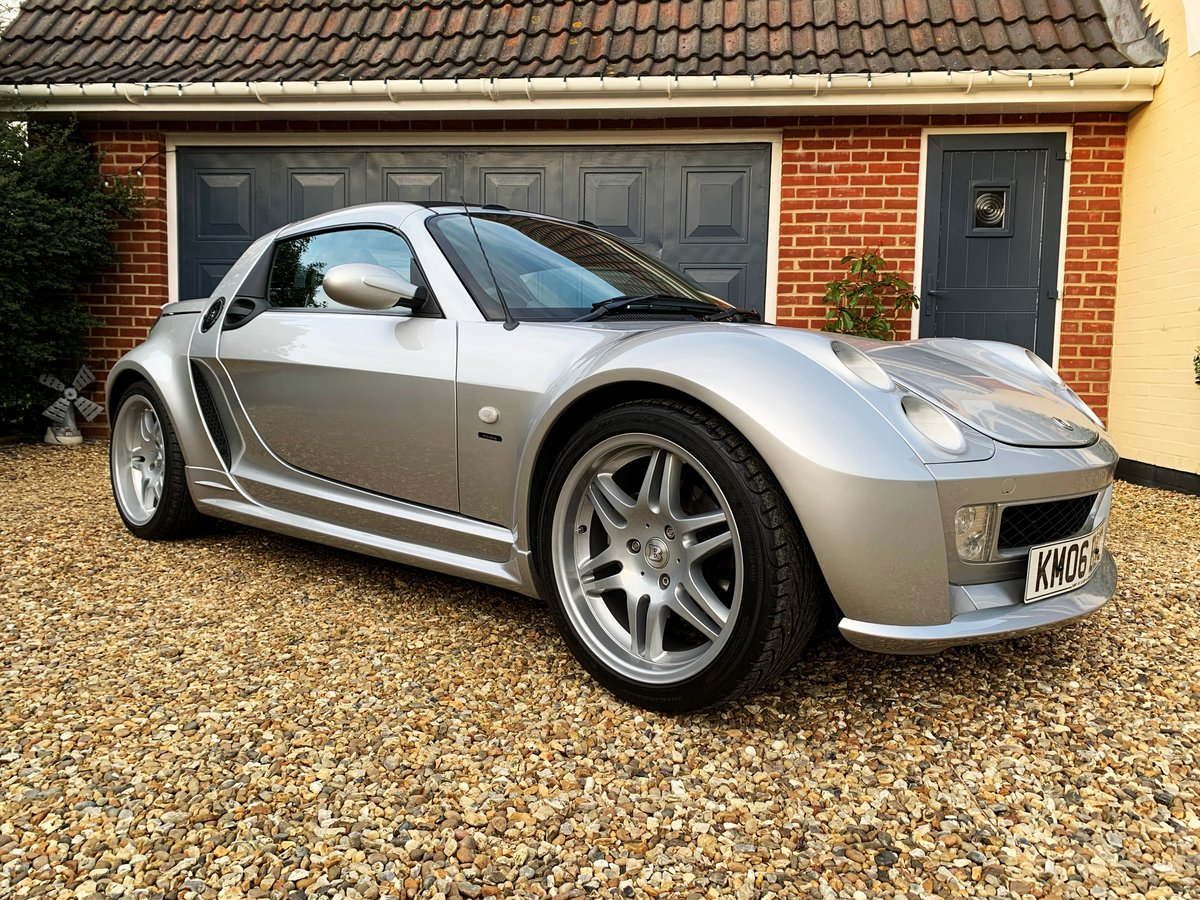 2006 Smart Roadster 0.7 Brabus Roadster SOLD SIMILAR REQUIRED  For Sale (picture 1 of 6)