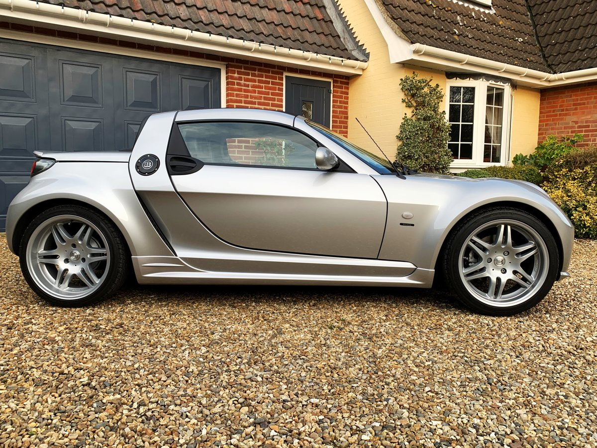 2006 Smart Roadster 0.7 Brabus Roadster SOLD SIMILAR REQUIRED  For Sale (picture 2 of 6)