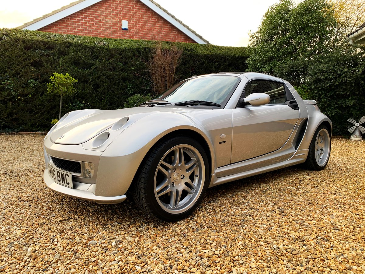 2006 Smart Roadster 0.7 Brabus Roadster SOLD SIMILAR REQUIRED  For Sale (picture 3 of 6)