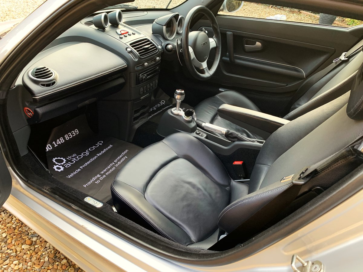 2006 Smart Roadster 0.7 Brabus Roadster SOLD SIMILAR REQUIRED  For Sale (picture 4 of 6)